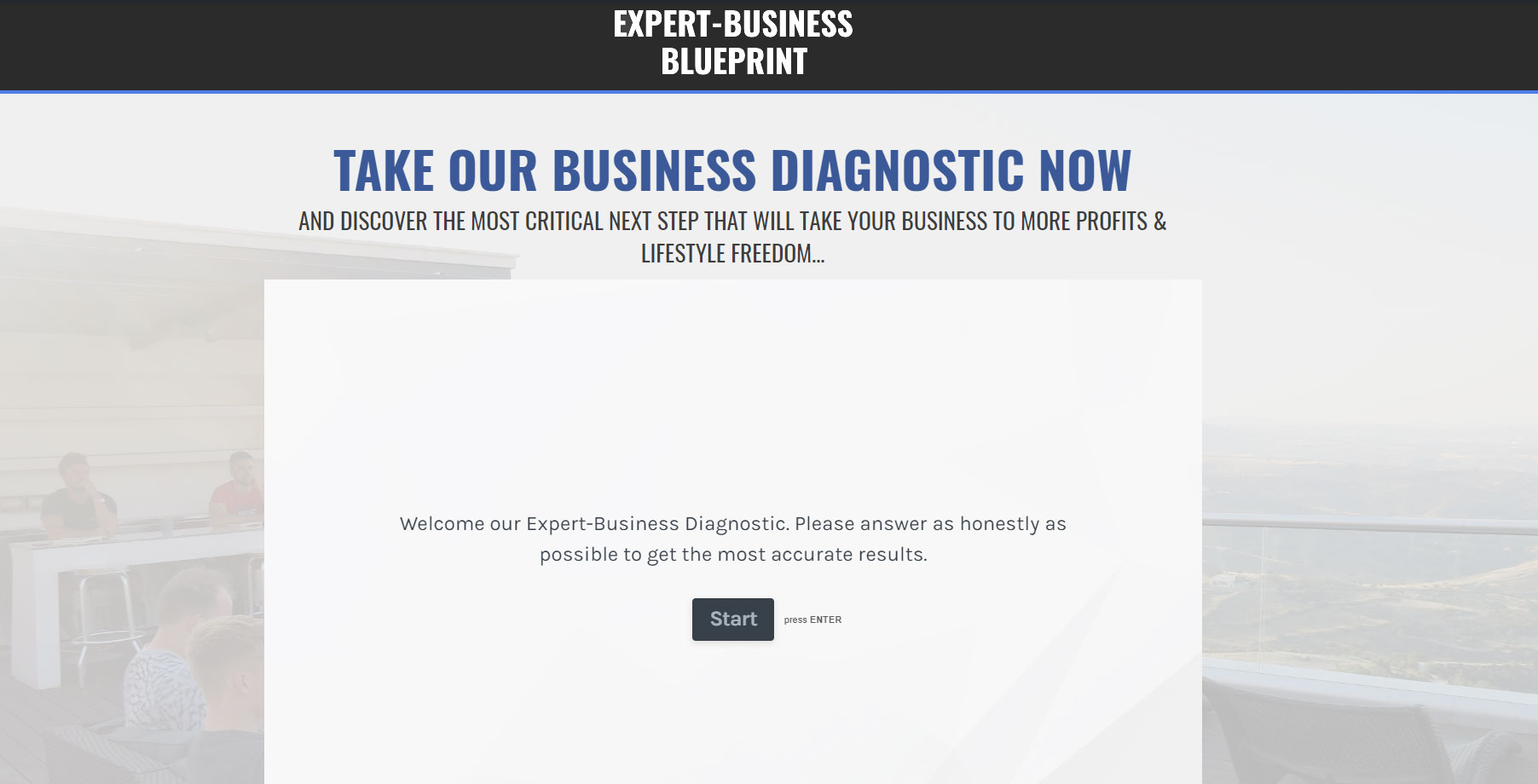 Welcome page 1 grow your fitness business business diagnostic malvernweather Images